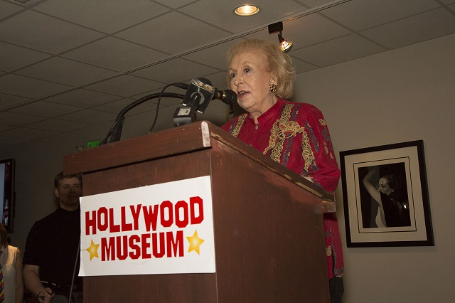 Doris Roberts, Photo Courtesy of Bill Dow