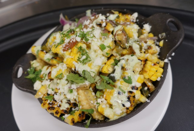 Deconstructed Mexican Street Corn