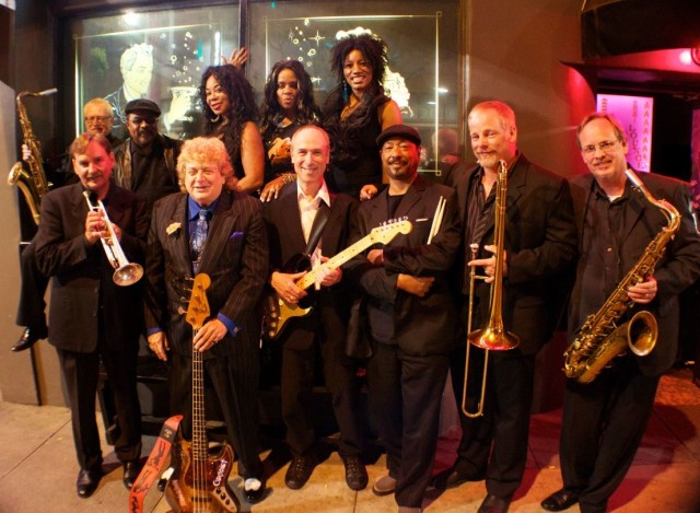Blowin' Smoke R&B Band With The Fabulous Smokettes Debuts at the New Mrs. Fish in DTLA This Wednesday Night
