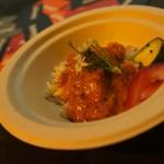 Butter chicken from Badmaash