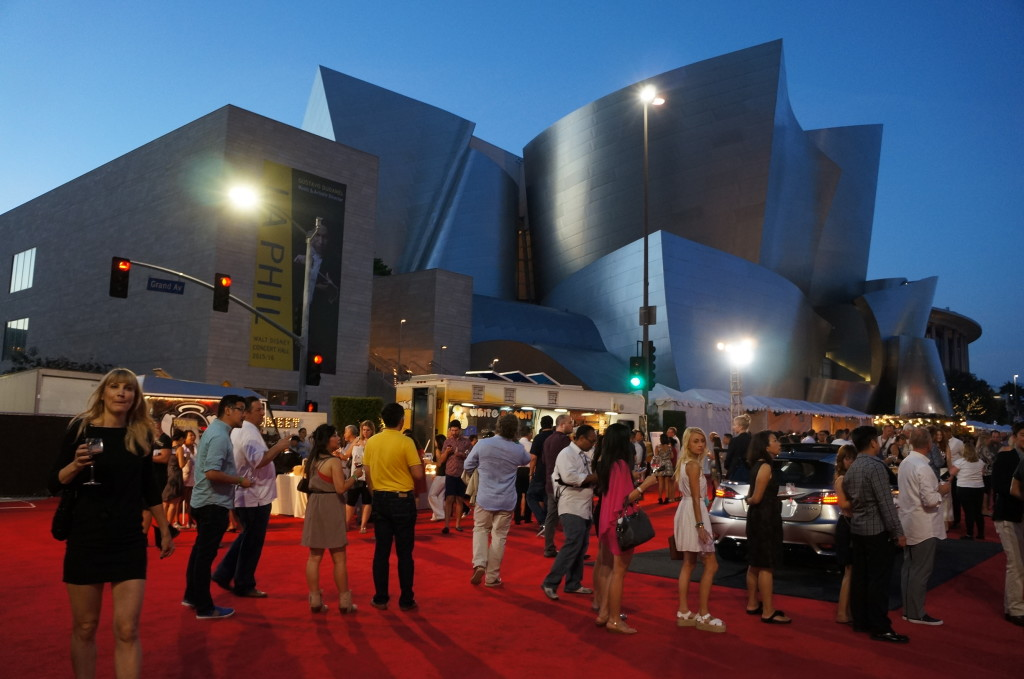It's Time for LA Food and Wine and the LA Times' The Taste: Compare and Contrast