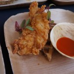 Toca Madera's  Crispy Chipotle Chicken Strips