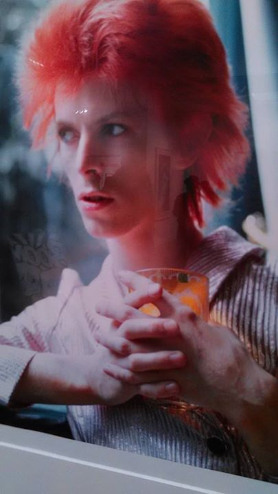 Photography Exhibit: Mick Rock Shooting for Stardust: The Rise of David Bowie & Co.