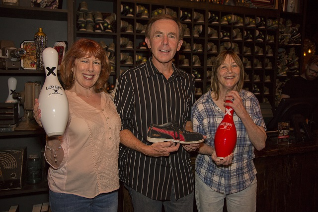 (L-R) Dr. Jeannie Russell, Randal Whipple and Geri Jewell, Photo Courtesy of Bill Dow Photography