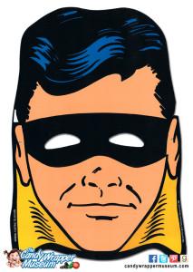 BATMAN GE Mask Robin