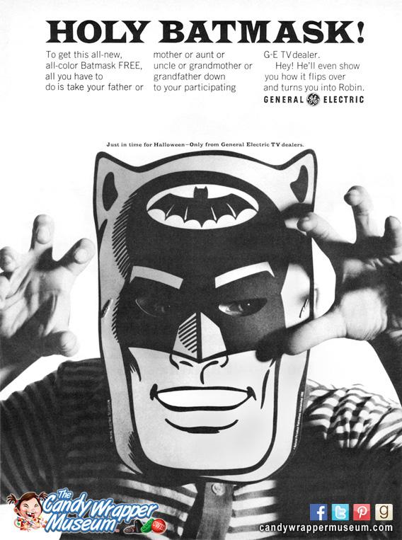 Batman GE ad 1966