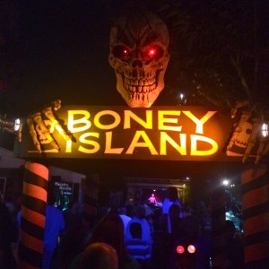 The Entrance to Boney Island (photo by Nikki Kreuzer)