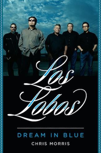 Chris Morris Book Reading and Signing at La Luz De Jesus of Los Lobos: Dream In Blue