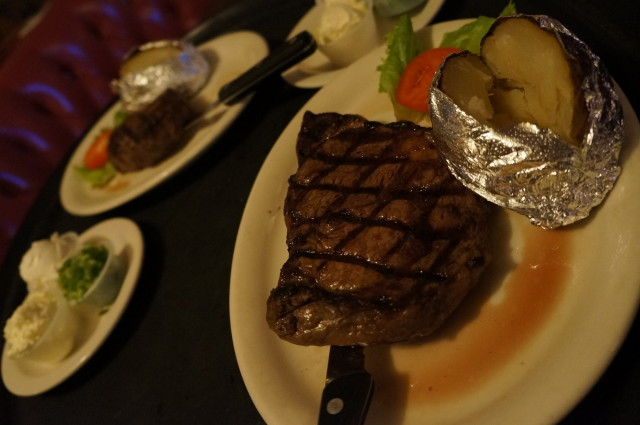 San Franciscan steak