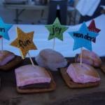 Spago's pastry chef Della Gosset homemade marshmallow s'mores at Pier del Sol