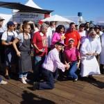 The Chefs at Pier del Sol