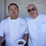 Chef Tanino Drago at Pier del Sol