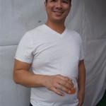 Chef Michael Hung of Viviane
