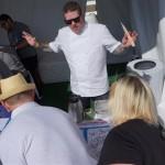 Chef Steven Fretz the Barker