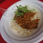 Badmaash served a Goan Style Pork Curry from Badmaash