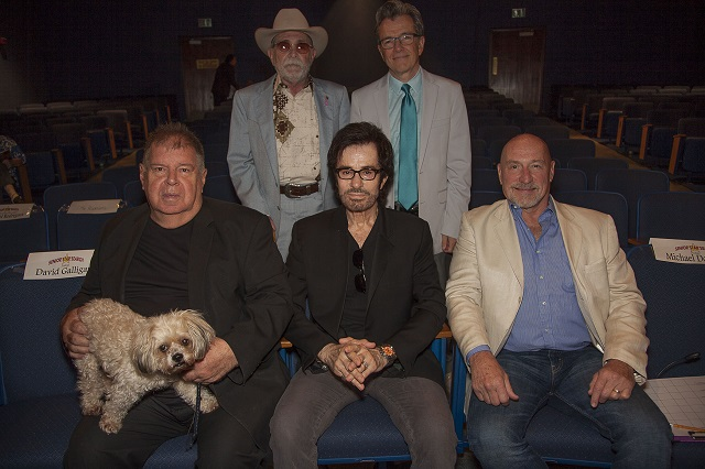Esteemed Senior Star Search Judges, Photo Courtesy of Bill Dow Photography