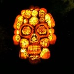 Rise of the jack o' lanterns calavera