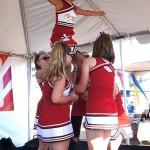 World Games cheerleaders