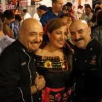 Jaime Martin del Campo and Ramiro Arvizu of La Casita Mexicana at Taste of Mexico