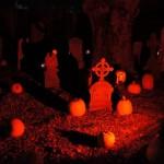 Rise of the jack o' lanterns graveyard
