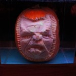 Rise of the jack o' lanterns head