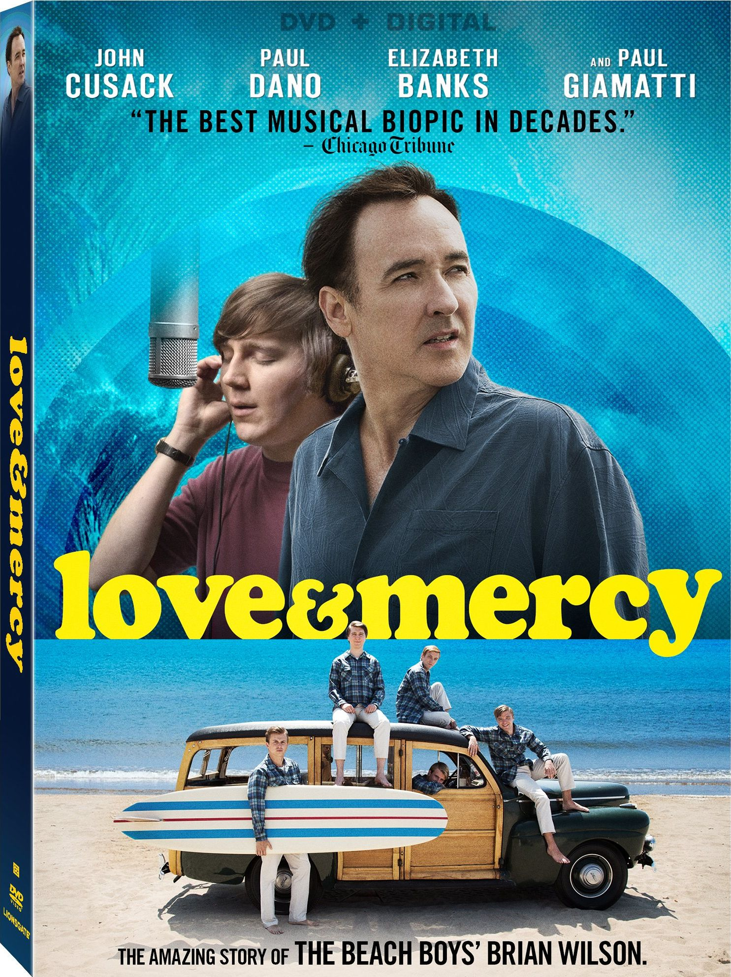 Love & Mercy, or, Escape from Landy: Brian Wilson's Story