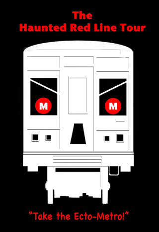 haunted metro tour ghoula