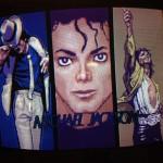 Michael Jackson Moonwalk videogame at Button Mash