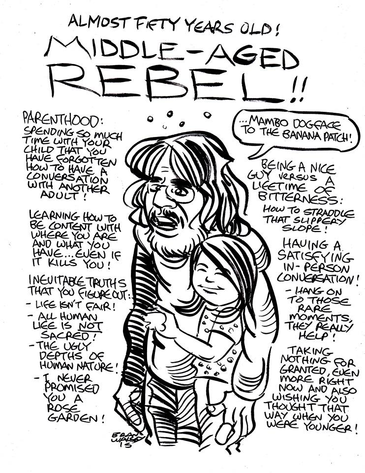 middle aged rebel fifty
