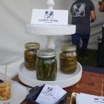 Pickles at Poppy+Rose  (Photo by Christy Kane)