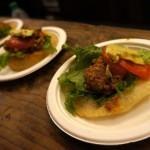 Chichén Itzá's Beef Shortrib and Pork Shoulder Salbute at Taste of Mexico