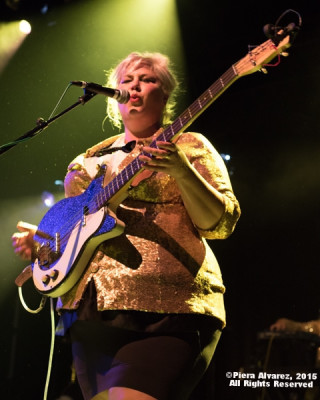 Beat Review – Shannon and the Clams @ El Rey Theater 09/23/2015