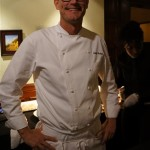 Host chef Louis Pechan of The Ebell at Taste America