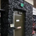 Tiki Fry's Lava Rock Walls