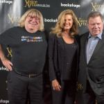 Bruce Vilanch, Elizabeth & William Shatner