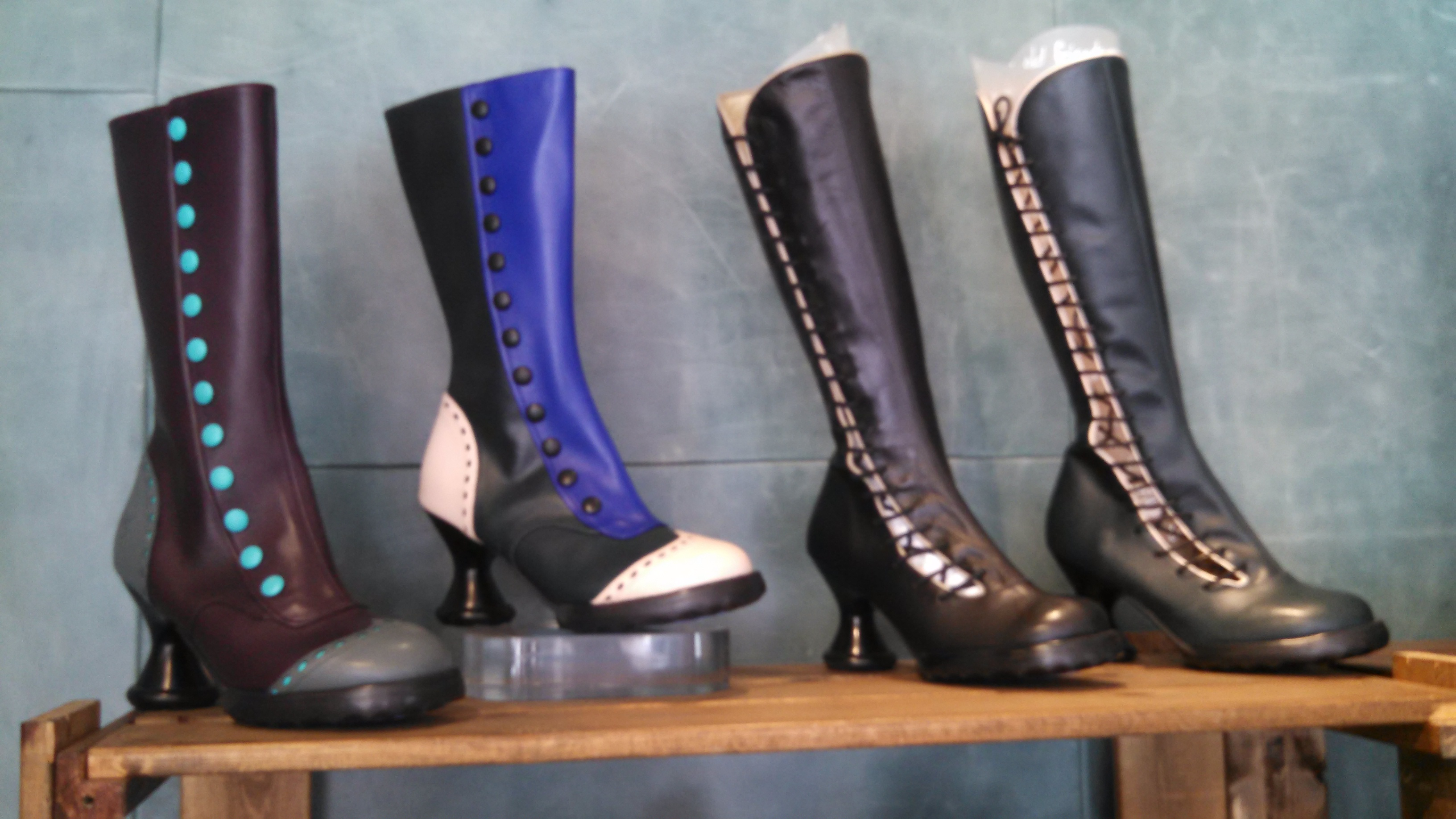 Melrose boots Brittany Scott