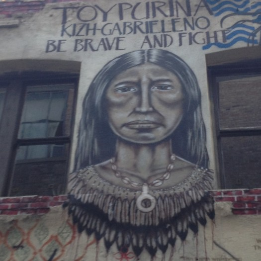 The Story of Indian Alley