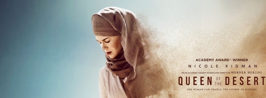 """Movie Review: """"Queen Of The Desert"""" Screening at AFI FEST Presented By Audi"""