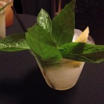 Thai Juleps: Redbird bartenders take their garnishes very seriously