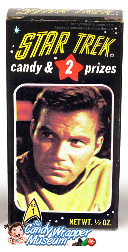 Phoenix Star Trek Candy and Prize