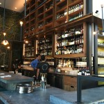 The Otium bar