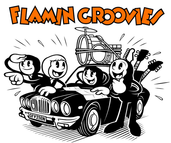 Yes It's True – Flamin' Groovies Return to LA November 28