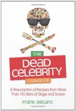 dead celebrity cookbook