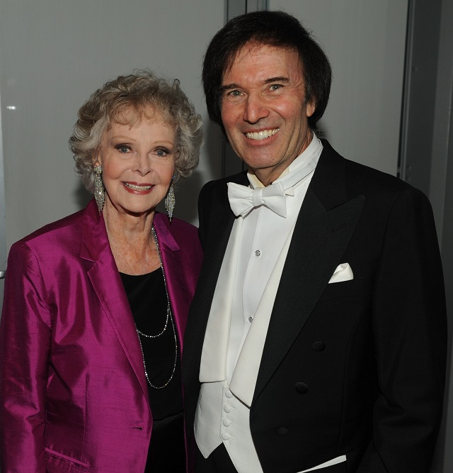 June Lockhart and Gary S. Green, Photo Courtesy of BHBPR