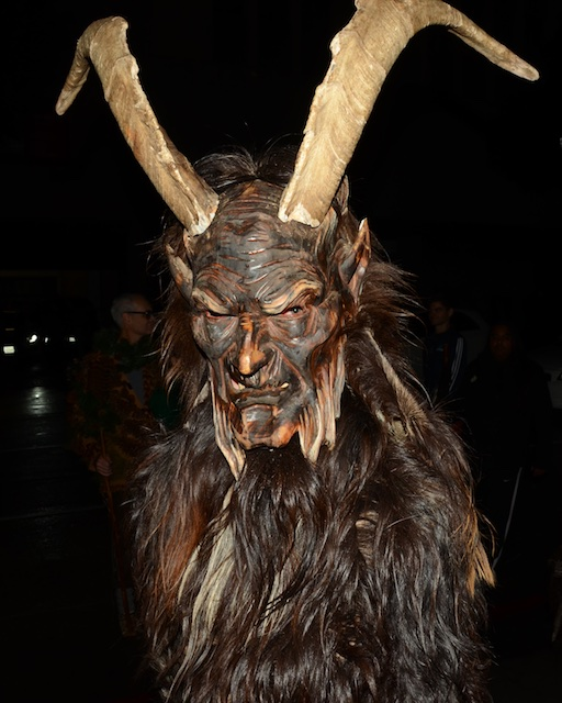 The Krampus Amongst Us!