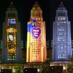 3 City Halls 3D imaging