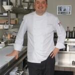 Chef Kyle Johnson at Bourbon Steak