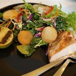 Chinese Chicken Salad Bourbon Steak