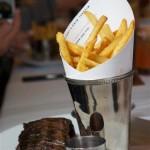 Steak Frites Bourbon Steak