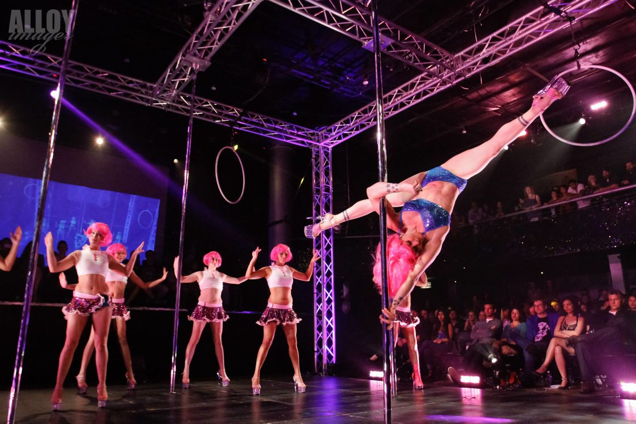 Pole Show LA: Expect A Heat Wave In Hollywood On Saturday!